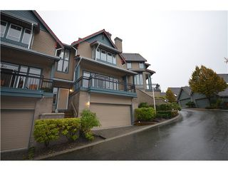 "Photo 1: 19 910 FORT FRASER RISE in Port Coquitlam: Citadel PQ Townhouse for sale in ""SIENNA RIDGE"" : MLS®# V987337"