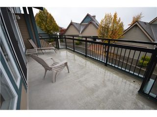 "Photo 8: 19 910 FORT FRASER RISE in Port Coquitlam: Citadel PQ Townhouse for sale in ""SIENNA RIDGE"" : MLS®# V987337"