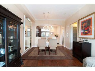 "Photo 4: 989 W 38TH Avenue in Vancouver: Cambie Townhouse for sale in ""HAMLIN MEWS"" (Vancouver West)  : MLS®# V997915"