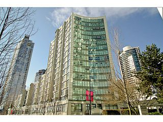 "Photo 10: B607 1331 HOMER Street in Vancouver: Yaletown Condo for sale in ""Pacific Point"" (Vancouver West)  : MLS®# V1005844"