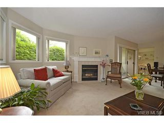 Photo 1: 102 1597 Mortimer St in VICTORIA: SE Mt Tolmie Condo for sale (Saanich East)  : MLS®# 650783