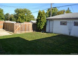 Photo 13: 283 Union Avenue West in WINNIPEG: East Kildonan Residential for sale (North East Winnipeg)  : MLS®# 1320776