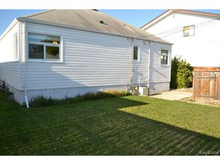 Photo 14: 283 Union Avenue West in WINNIPEG: East Kildonan Residential for sale (North East Winnipeg)  : MLS®# 1320776