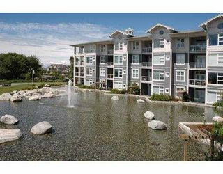 "Photo 1: 221 4500 WESTWATER DR in Richmond: Steveston South Condo for sale in ""COPPER SKY"" : MLS®# V541327"