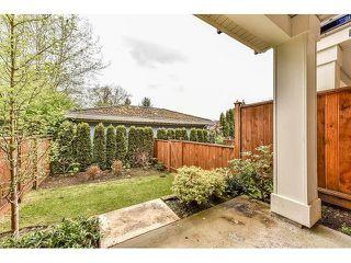 Photo 19: # 34 14377 60TH AV in Surrey: Sullivan Station Condo for sale : MLS®# F1437833