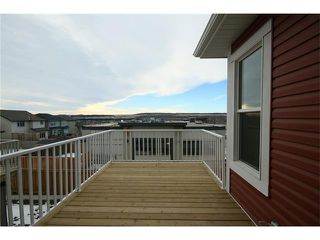 Photo 30: 22 Heritage View: Cochrane House for sale : MLS®# C4038949