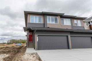 Main Photo: 307 41 Street in Edmonton: Zone 53 House Half Duplex for sale : MLS®# E4169876