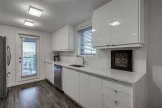 Photo 4: 306 45 ASPENMONT Heights SW in Calgary: Aspen Woods Apartment for sale : MLS®# C4267463