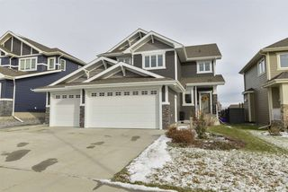 Photo 1: 1206 GENESIS LAKE Boulevard: Stony Plain House for sale : MLS®# E4177267