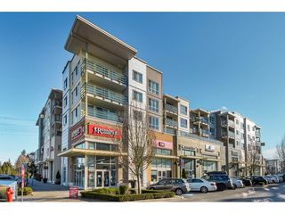 "Photo 1: 219 15745 CROYDON Drive in Surrey: Grandview Surrey Condo for sale in ""FOCUS AT MORGAN CROSSING"" (South Surrey White Rock)  : MLS®# R2433526"