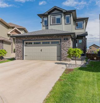 Main Photo: 92 Durrand Bend: Fort Saskatchewan House for sale : MLS®# E4200105