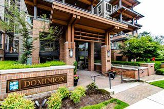 "Photo 1: 612 500 ROYAL Avenue in New Westminster: Downtown NW Condo for sale in ""Dominion"" : MLS®# R2470295"