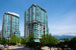 Main Photo: 1004 499 BROUGHTON Street in Vancouver: Coal Harbour Condo for sale (Vancouver West)  : MLS®# R2472320