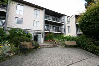 "Main Photo: 206 9952 149 Street in Surrey: Guildford Condo for sale in ""TALL TIMBERS"" (North Surrey)  : MLS®# R2472795"