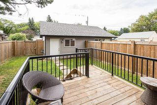 Photo 43: 10623 71 Avenue in Edmonton: Zone 15 House Half Duplex for sale : MLS®# E4212428