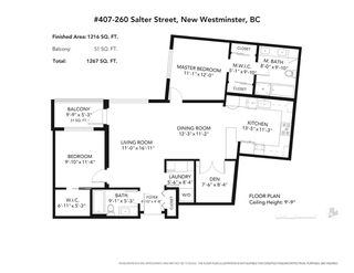 """Photo 40: 407 260 SALTER Street in New Westminster: Queensborough Condo for sale in """"Portage"""" : MLS®# R2497039"""