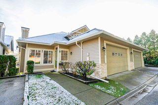 "Photo 1: 35 16920 80 Avenue in Surrey: Fleetwood Tynehead Townhouse for sale in ""Stoneridge"" : MLS®# R2523227"