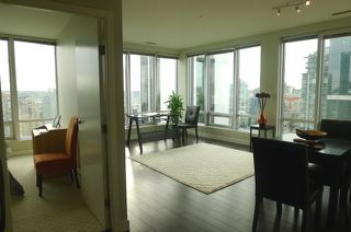 "Photo 2: 1601 989 NELSON Street in Vancouver: Downtown VW Condo for sale in ""THE ELECTRA"" (Vancouver West)  : MLS®# V929177"