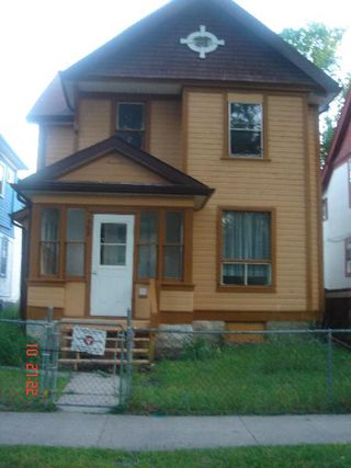 Photo 1: 362 COLLEGE Avenue in Winnipeg: Residential for sale (Canada)  : MLS®# 1113955