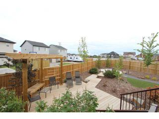 Photo 3: 1027 PRAIRIE SPRINGS Hill SW: Airdrie Residential Detached Single Family for sale : MLS®# C3531272