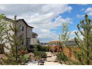 Photo 2: 1027 PRAIRIE SPRINGS Hill SW: Airdrie Residential Detached Single Family for sale : MLS®# C3531272