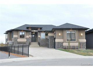 Photo 1: 4144 GREEN WILLOW Terrace in Regina: Greens on Gardiner Single Family Dwelling for sale (Regina Area 04)  : MLS®# 450865
