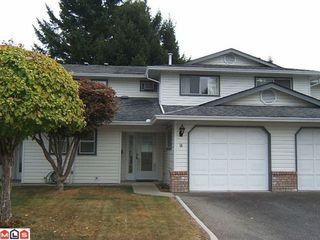 Photo 1: 14 32165 7TH Ave in Mission: Mission BC Home for sale ()  : MLS®# F1223856