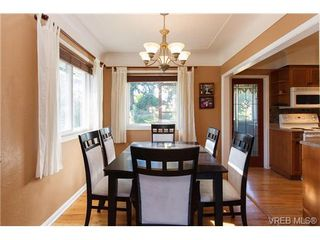 Photo 5: VICTORIA REAL ESTATE = GLANFORD HOME For Sale SOLD With Ann Watley.