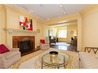 Photo 7: # 1 1386 NICOLA ST in Vancouver: West End VW Condo for sale (Vancouver West)  : MLS®# V1020541