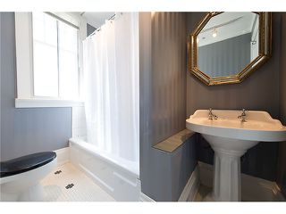 Photo 15: # 1 1386 NICOLA ST in Vancouver: West End VW Condo for sale (Vancouver West)  : MLS®# V1020541