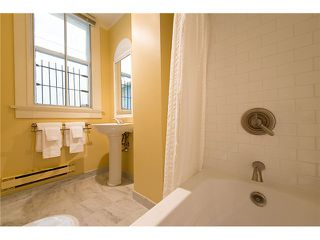 Photo 12: # 1 1386 NICOLA ST in Vancouver: West End VW Condo for sale (Vancouver West)  : MLS®# V1020541