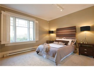 Photo 13: # 1 1386 NICOLA ST in Vancouver: West End VW Condo for sale (Vancouver West)  : MLS®# V1020541