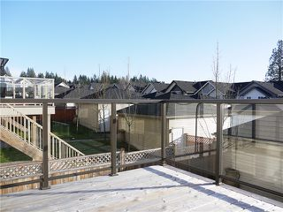 Photo 18: 3368 WATKINS AV in Coquitlam: Burke Mountain House for sale : MLS®# V1100359