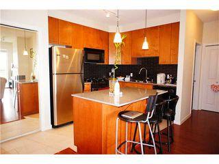 Photo 2: # 410 8480 GRANVILLE AV in Richmond: Brighouse South Condo for sale : MLS®# V1125269