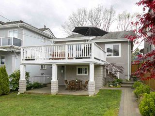 Photo 20: 2807 ETON STREET in Vancouver: Hastings East House for sale (Vancouver East)  : MLS®# R2058738