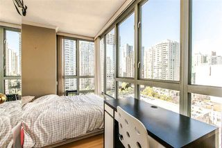 Photo 15: 1506 950 CAMBIE STREET in : Yaletown Condo for sale (Vancouver West)  : MLS®# R2103555