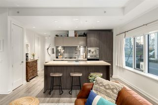 """Photo 8: 107 181 W 1ST Avenue in Vancouver: False Creek Condo for sale in """"BROOK"""" (Vancouver West)  : MLS®# R2422787"""