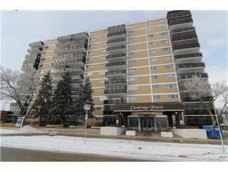 Main Photo: 710 1305 Grant Avenue in Winnipeg: Crescentwood Condominium for sale (1Bw)  : MLS®# 1932229