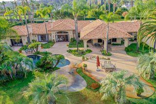 Photo 2: RANCHO SANTA FE House for sale : 7 bedrooms : 15611 Via De Santa Fe