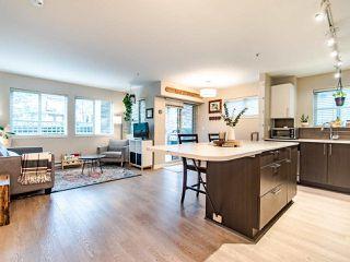 "Photo 2: 207 8695 160 Street in Surrey: Fleetwood Tynehead Condo for sale in ""MONTEROSSO"" : MLS®# R2442020"