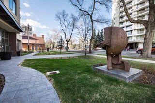 Photo 42: 904 10046 117 Street in Edmonton: Zone 12 Condo for sale : MLS®# E4191967