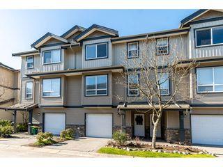 Photo 1: 35-3127 Skeena Street in Port Coquitlam: Riverwood Townhouse for sale : MLS®# R2467858