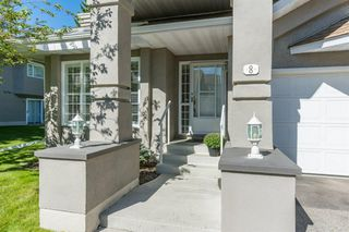 Photo 2: 8 CHRISTIE Gardens SW in Calgary: Christie Park Row/Townhouse for sale : MLS®# A1016770