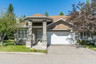 Main Photo: 8 CHRISTIE Gardens SW in Calgary: Christie Park Row/Townhouse for sale : MLS®# A1016770