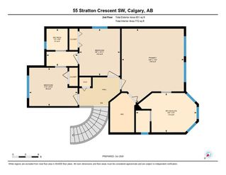 Photo 42: 55 Stratton Crescent SW in Calgary: Strathcona Park Detached for sale : MLS®# A1040233