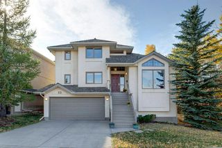 Main Photo: 55 Stratton Crescent SW in Calgary: Strathcona Park Detached for sale : MLS®# A1040233
