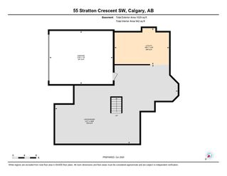 Photo 43: 55 Stratton Crescent SW in Calgary: Strathcona Park Detached for sale : MLS®# A1040233