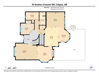 Photo 41: 55 Stratton Crescent SW in Calgary: Strathcona Park Detached for sale : MLS®# A1040233
