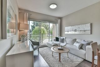 """Photo 2: 208 5811 177B Street in Surrey: Cloverdale BC Condo for sale in """"LATIS"""" (Cloverdale)  : MLS®# R2508787"""