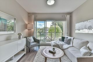 """Photo 3: 208 5811 177B Street in Surrey: Cloverdale BC Condo for sale in """"LATIS"""" (Cloverdale)  : MLS®# R2508787"""